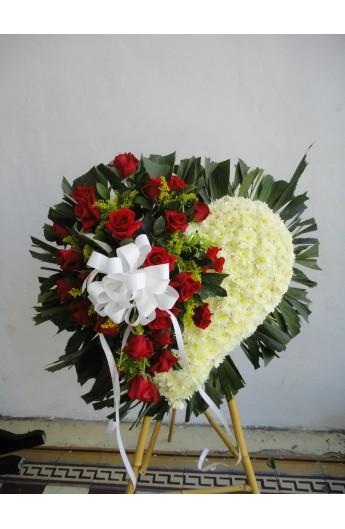 Arreglo Condolencia 13