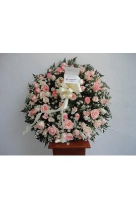 Arreglo Condolencia 19