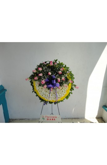 Arreglo Condolencia 26