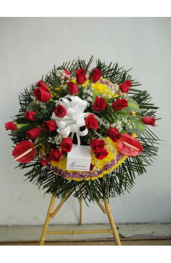 Arreglo Condolencia 43