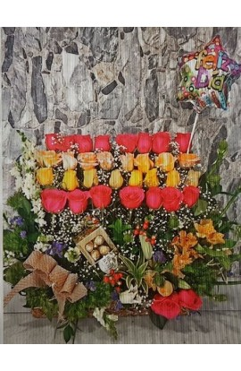 Arreglo Floral 96