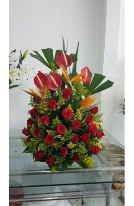 Arreglo Floral 100