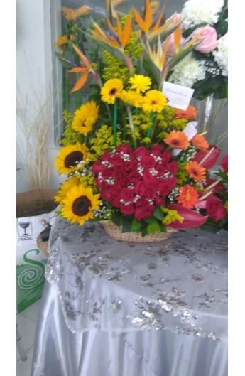 Arreglo Floral 101