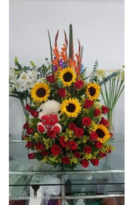Arreglo Floral 102