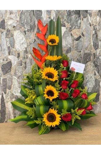 Arreglo Floral 116