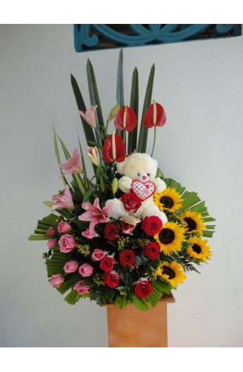 Arreglo Floral 55