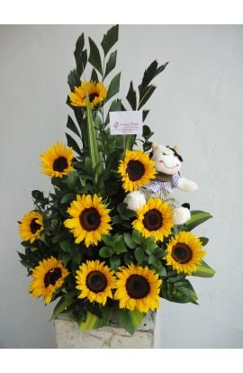 Arreglo Floral 60