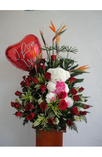 Arreglo Floral 64