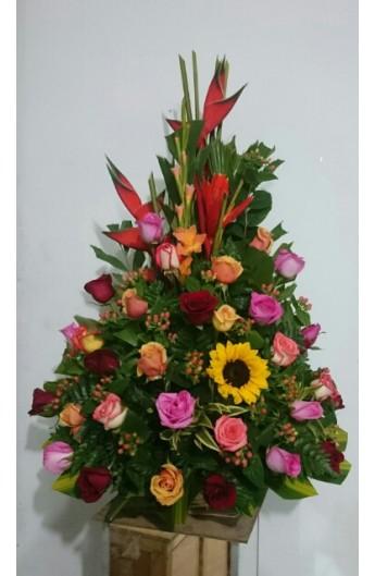 Arreglo Floral 9